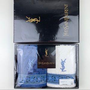 Yves Saint Laurent Towel Set